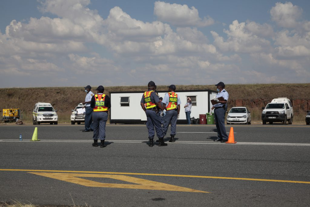 19000 vehicles stopped