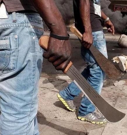Gang members are terrorising eMbalenhle