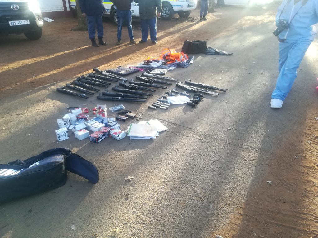 Speedy police response results in multiple arrests following a church attack