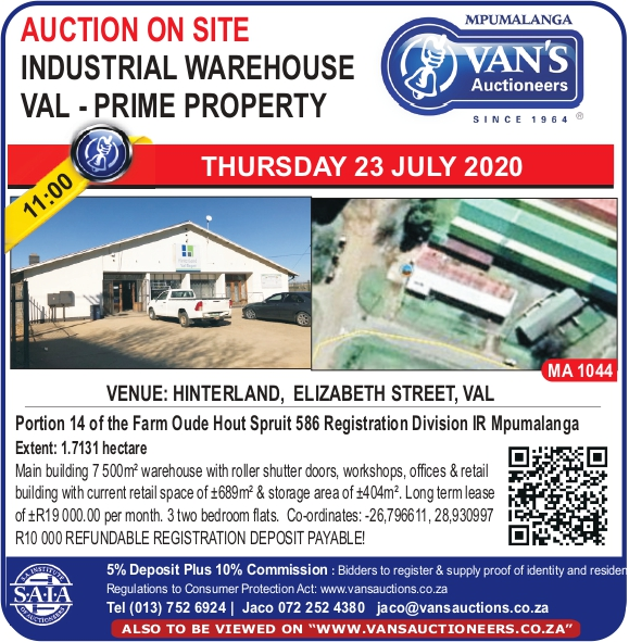 auction at Val