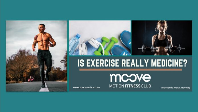 Is Exercise really medicine?