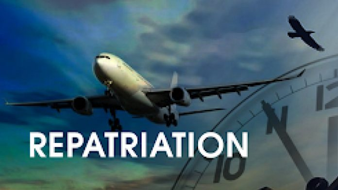 Repatriation – 1 nightmare of a journey