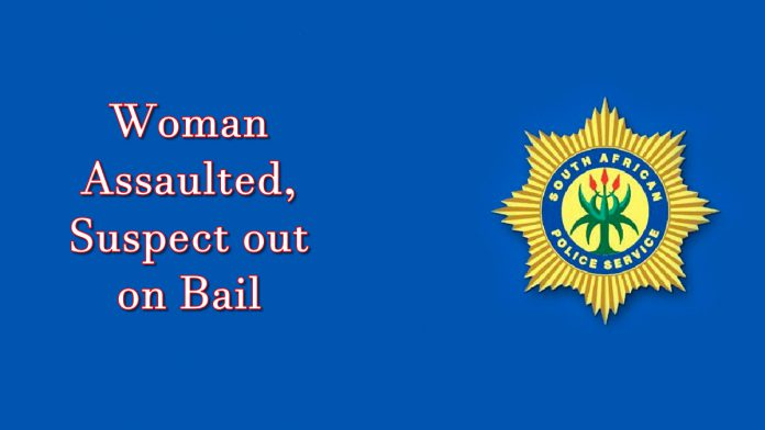 woman assaulted, suspect out on bail