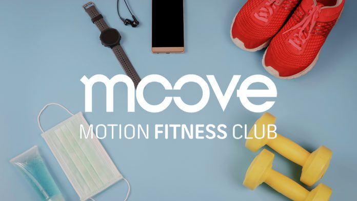 Same, same but Safer at the 1 and only Moove Motion Fitness!