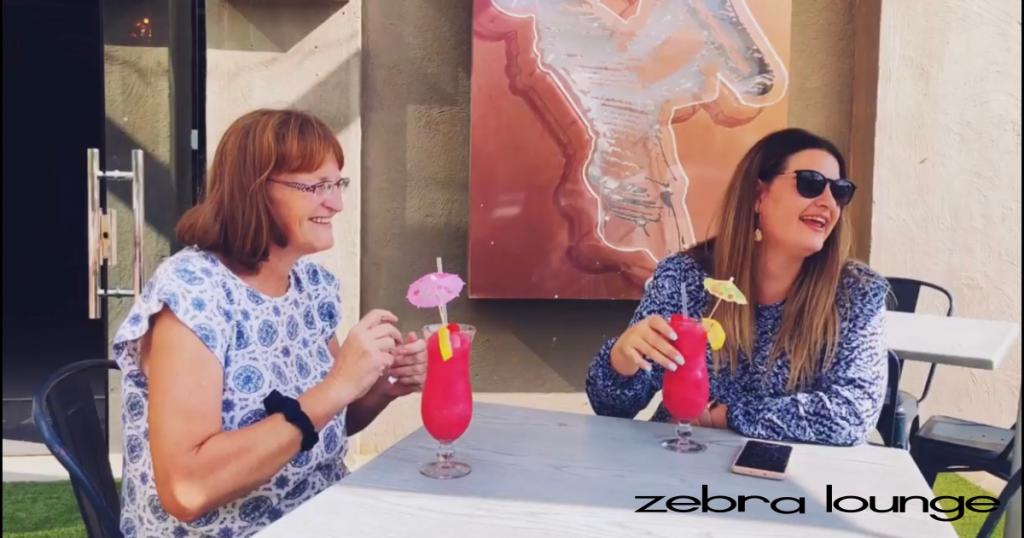 Zebra Lounge is back!