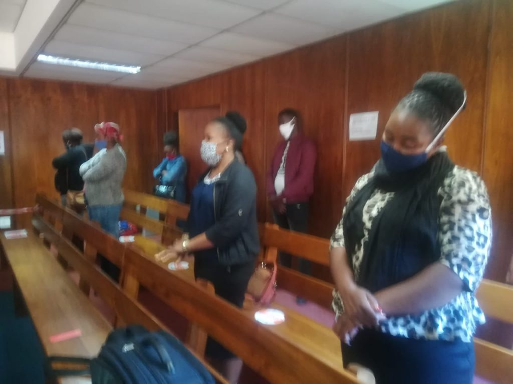 SASSA OFFICIALS AND BENEFICIARIES APPEARED BEFORE COURT FOR FRAUD AND THEFT
