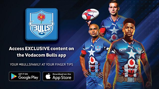 Vodacom Bulls App