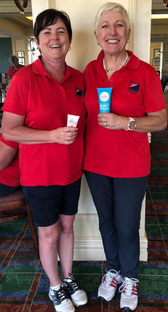 Graceland Senior Ladies' Golf Open: 4-ball alliance