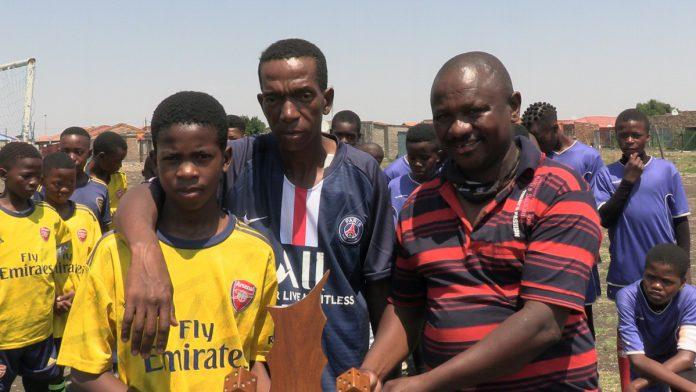 Soccer at Emba