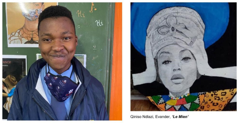 Mpumalanga departmental Visual Art competition was dominated by Evander High students