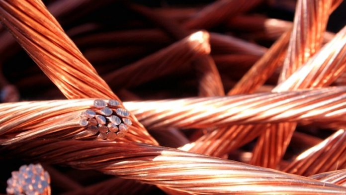 copper thief sentenced