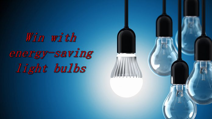 energy saving light bulbs
