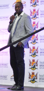 Health workers celebrated and honoured by Sasol