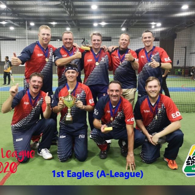Eagles win league