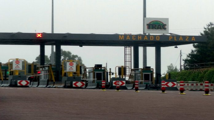 tollbooth attendant arrested