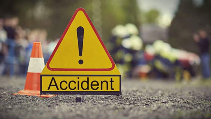 accident claims three lives
