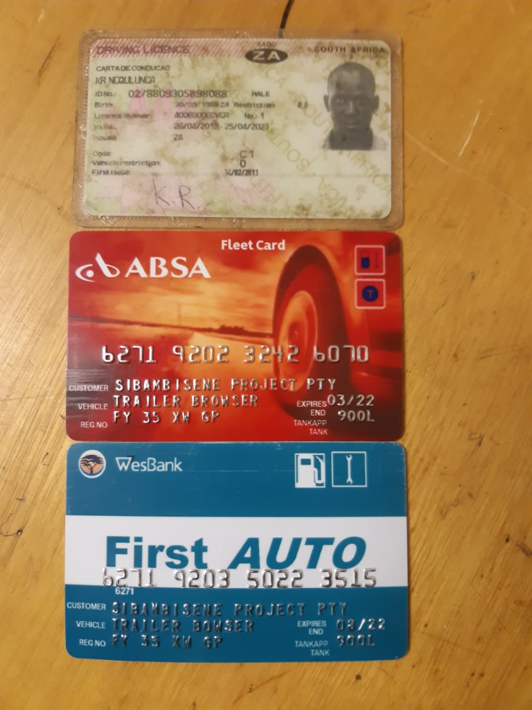 Two alleged fraudsters in court for counterfeit fuel cards