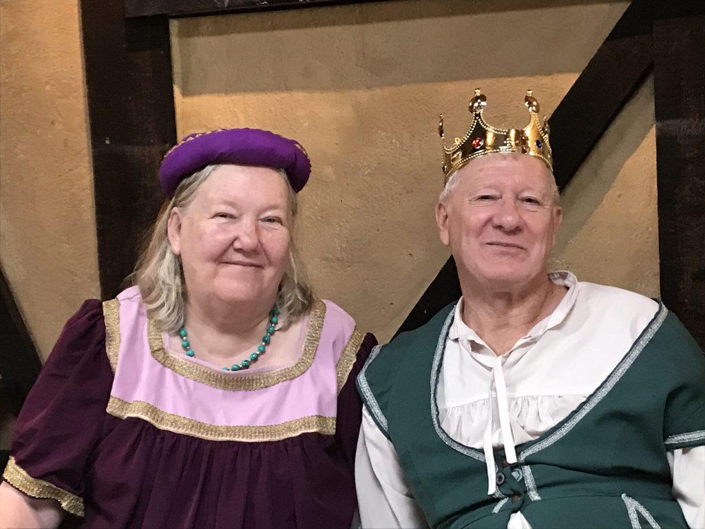 Irene and Dries passed away