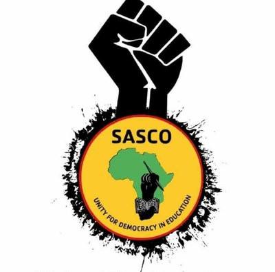 Sasco protest