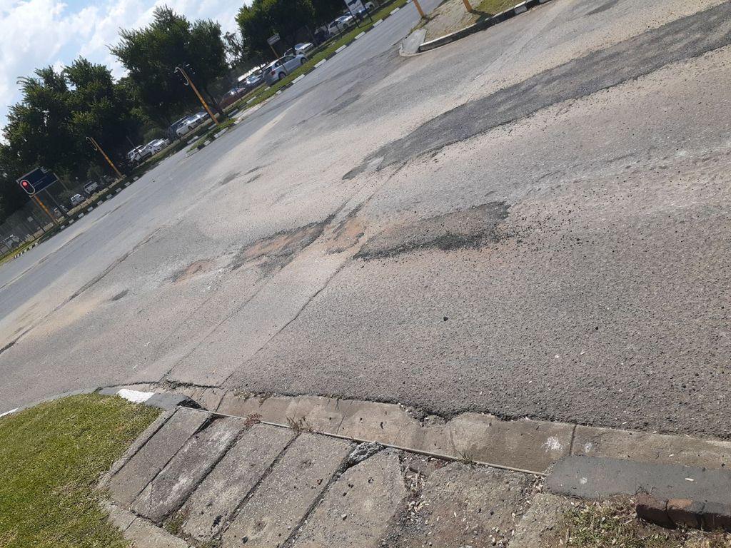 potholes filled