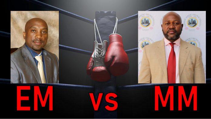 mayor vs Municipal Manager